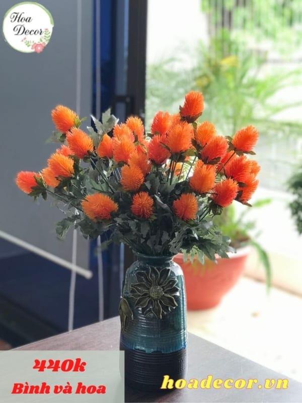 Hoa Giả Trang Trí